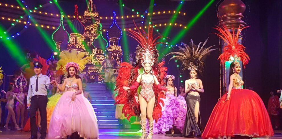 Alcazar Cabaret Show