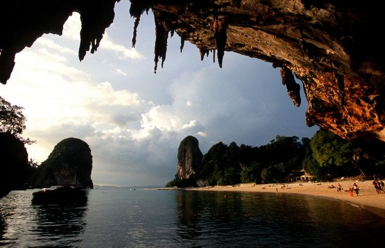 Railay Beaches & Caves