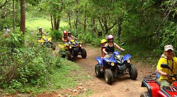 Ride ATV in Ao Nam Mao