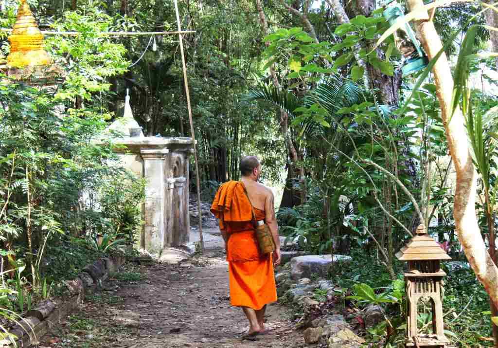 Trekking the Pilgrim's Trail to Wat Doi Suthep