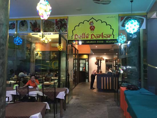 Delhi Darbar Indian Restaurant, Phuket