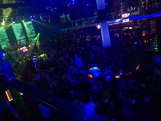 Discotheque Endorphin Pattaya