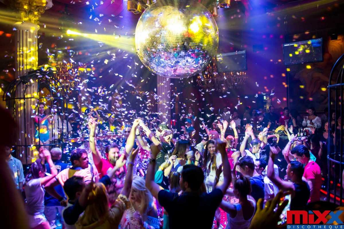 Mixx Discotheque Pattaya (mixx night club)