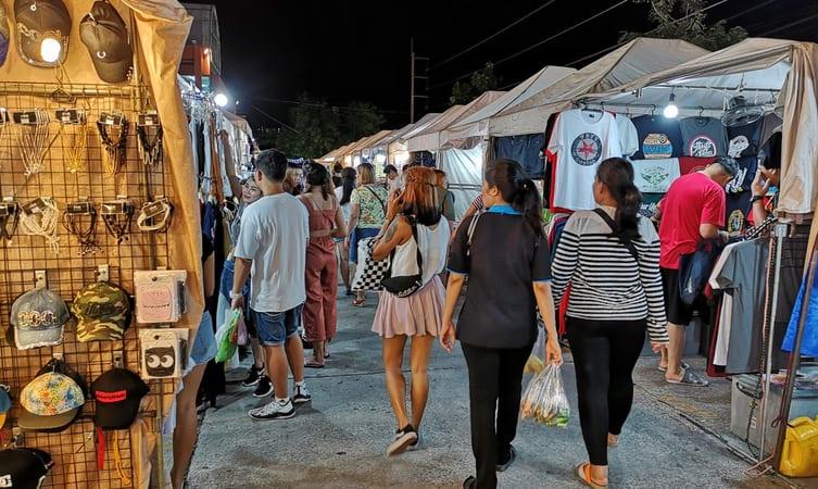 Jomtien Beach Night Market