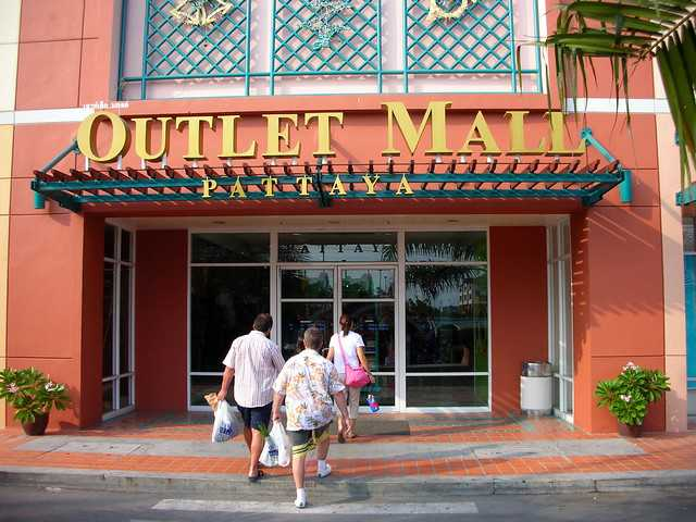 Outlet Mall Pattaya
